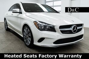 2017_Mercedes-Benz_CLA_CLA 250 Heated Seats Factory Warranty_ Portland OR