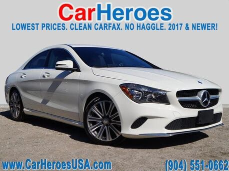 2017_Mercedes-Benz_CLA_CLA 250_ Jacksonville FL