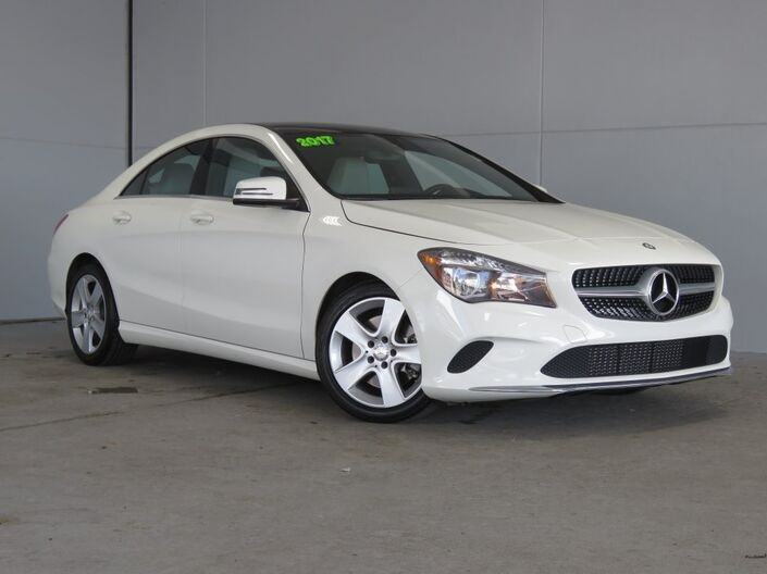 2017 Mercedes-Benz CLA CLA 250 Kansas City KS