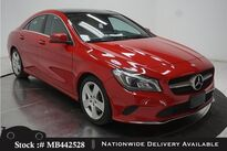 Mercedes-Benz CLA CLA 250 NAV,CAM,PANO,BLIND SPOT,LED LIGHTS 2017