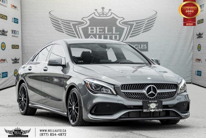 2017 Mercedes-Benz CLA CLA 250, NO ACCIDENT, AWD, AMG PKG, NAVI, REAR CAM Toronto ON