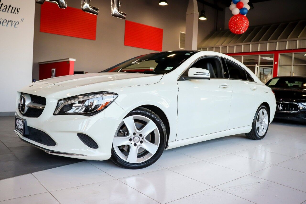 2017 Mercedes-Benz CLA CLA 250 Premium Convenience Package Panoramic Roof Smart Phone Integration Led Headlamps Springfield NJ