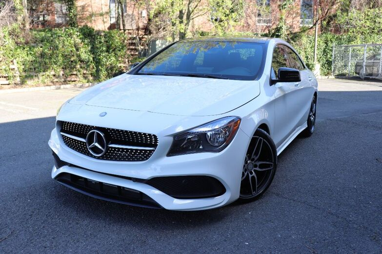 2017 Mercedes-Benz CLA CLA 250 Premium Sports Night Package Panorama Roof 1 Owner Springfield NJ