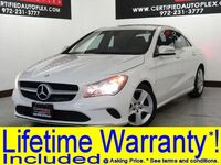 Mercedes-Benz CLA250 4MATIC SMARTPHONE INTEGRATION PKG APPLE CARPLAY NAVIGATION LEATHER HEATED SEATS 2017