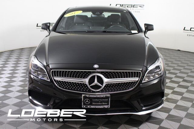 2017 Mercedes-Benz CLS 550 4MATIC® Coupe Lincolnwood IL