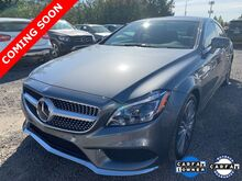 2017_Mercedes-Benz_CLS_550 4MATIC® Coupe_ Portland OR