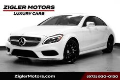 2017_Mercedes-Benz_CLS 550_AMG Sport Package 10Kmi One Owner Driver Assist Active Blind S_ Addison TX