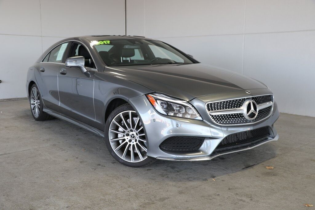 2017 Mercedes-Benz CLS 550 Merriam KS