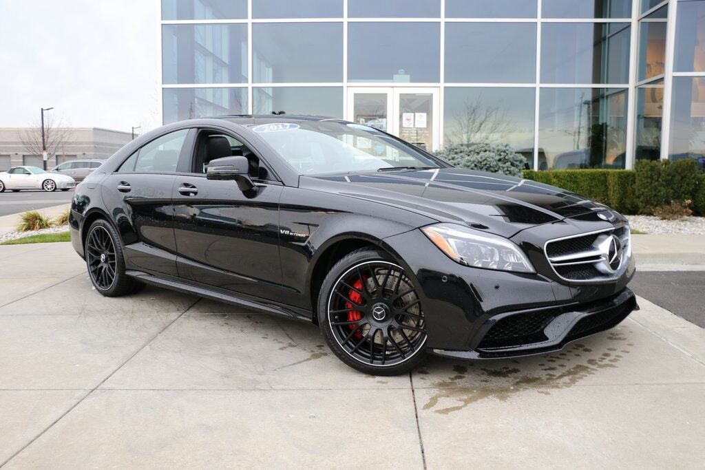 2017 Mercedes-Benz CLS AMG® 63 S Coupe Kansas City MO