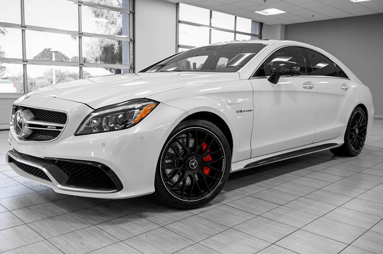 2017 Mercedes-Benz CLS AMG® CLS 63 S Coupe Peoria AZ