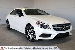 2017_Mercedes-Benz_CLS_CLS 550_ Mission  KS