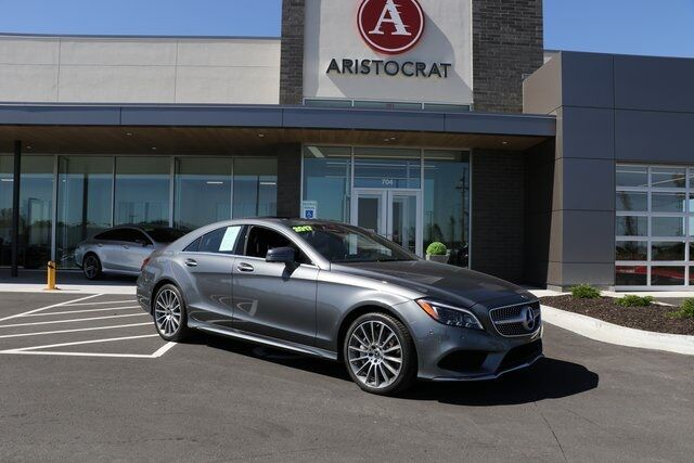 2017 Mercedes-Benz CLS CLS 550 Lee's Summit MO