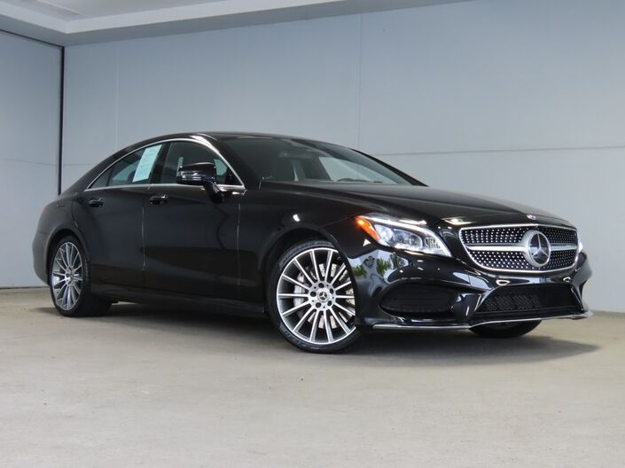 2017 Mercedes-Benz CLS CLS 550 Kansas City KS