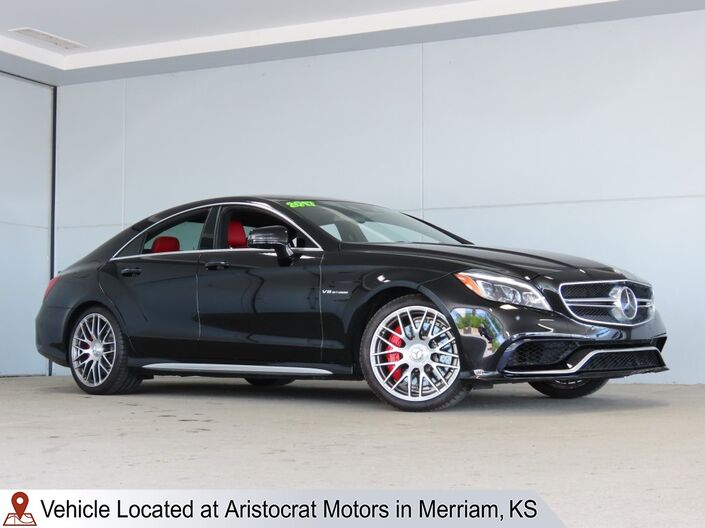 2017 Mercedes-Benz CLS CLS 63 S AMG® Merriam KS