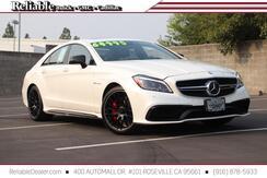 2017_Mercedes-Benz_CLS_Sedan_ Roseville CA