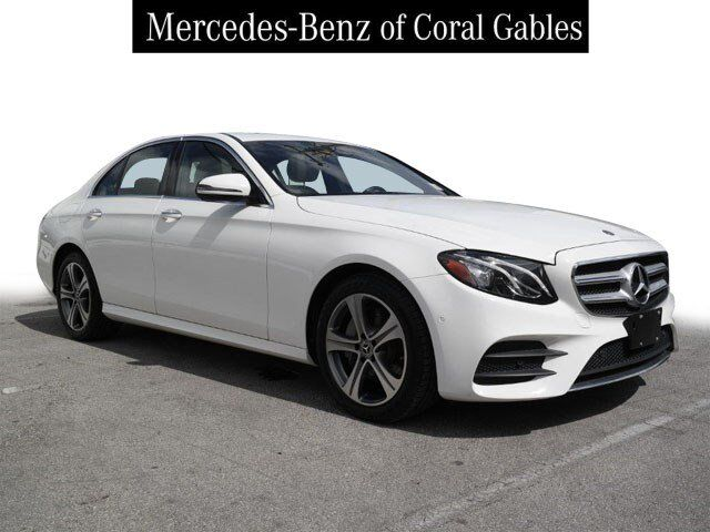 2017 Mercedes-Benz E 300 4MATIC® Sedan Cutler Bay FL