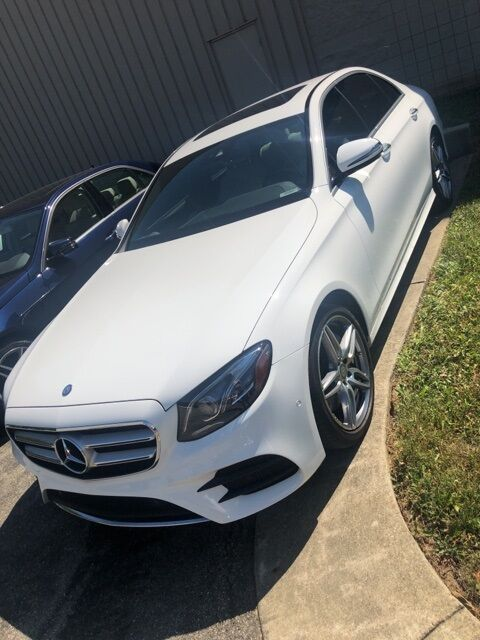 2017 Mercedes-Benz E 300 4MATIC® Sedan Indianapolis IN