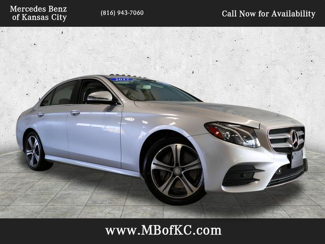 2017 Mercedes-Benz E 300 4MATIC® Sedan Kansas City MO