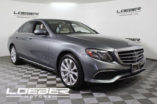 2017 Mercedes-Benz E 300 4MATIC® Sedan Lincolnwood IL