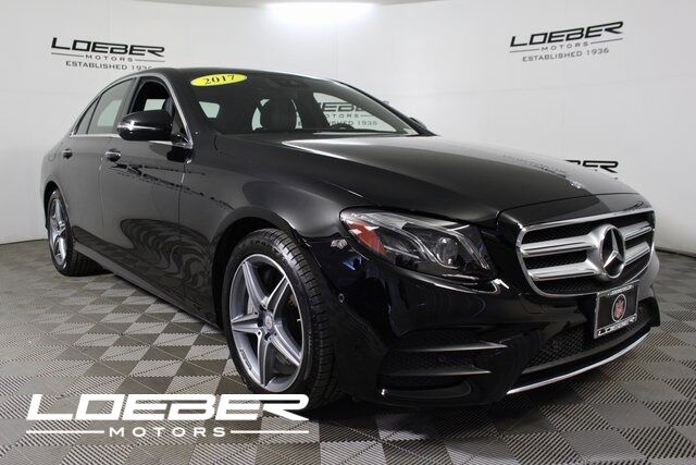 2017 Mercedes-Benz E 300 4MATIC® Sedan Chicago IL
