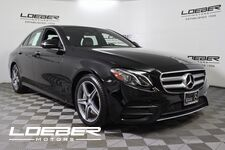 2017 Mercedes-Benz E 300 4MATIC® Sedan