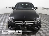 2017 Mercedes-Benz E 300 4MATIC® Sedan