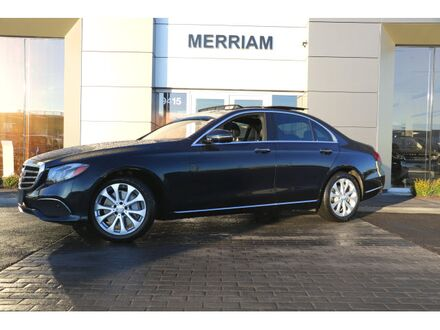 2017_Mercedes-Benz_E_300 4MATIC® Sedan_ Merriam KS
