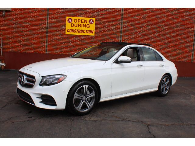 2017 Mercedes-Benz E 300 4MATIC® Sedan Merriam KS