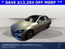 2017_Mercedes-Benz_E_300 4MATIC® Sedan_ Traverse City MI