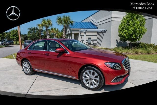 2017 Mercedes-Benz E 300 4MATIC® Sedan Bluffton SC