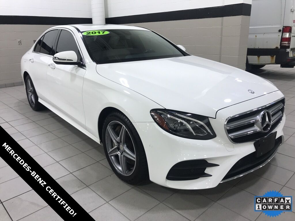 2017 Mercedes-Benz E 300 Luxury 4MATIC® Sedan Washington PA