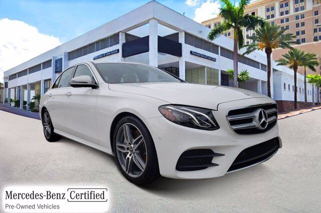 2017 Mercedes-Benz E 300 Sedan Coral Gables FL