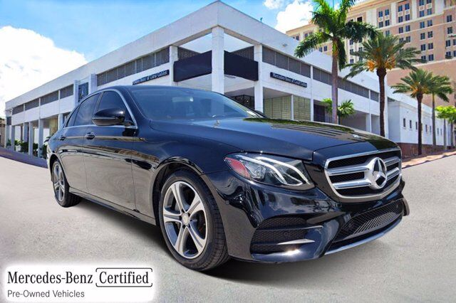 2017 Mercedes-Benz E 300 Sedan # Y6150 Coral Gables FL