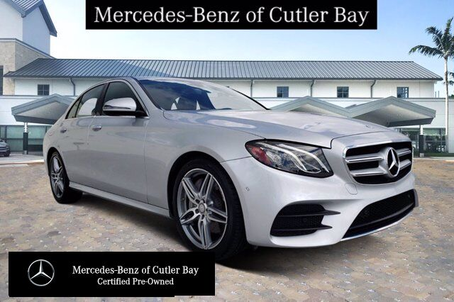 2017 Mercedes-Benz E 300 Sedan # V9120CB Cutler Bay FL