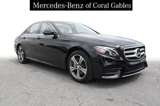 2017 Mercedes-Benz E 300 Sedan Cutler Bay FL