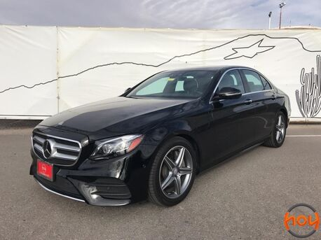 2017_Mercedes-Benz_E_300 Sedan_ El Paso TX