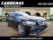 2017_Mercedes-Benz_E_300 Sedan_ Harlingen TX