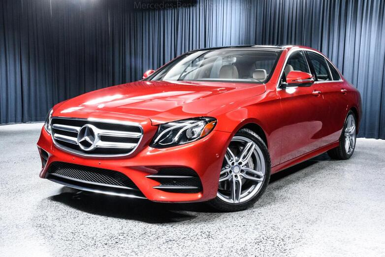 2017 Mercedes-Benz E 300 Sedan Scottsdale AZ