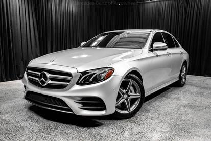 2017_Mercedes-Benz_E_300 Sedan_ Peoria AZ