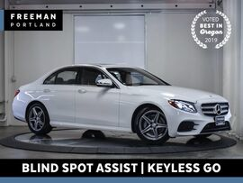 2017 Mercedes-Benz E 300 Sport Keyless Go Blind Spot Assist Heated Seats