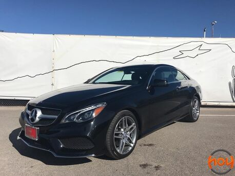 2017_Mercedes-Benz_E_400 4MATIC® Coupe_ El Paso TX