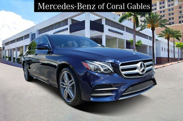 2017 Mercedes-Benz E 400 4MATIC® Wagon Coral Gables FL