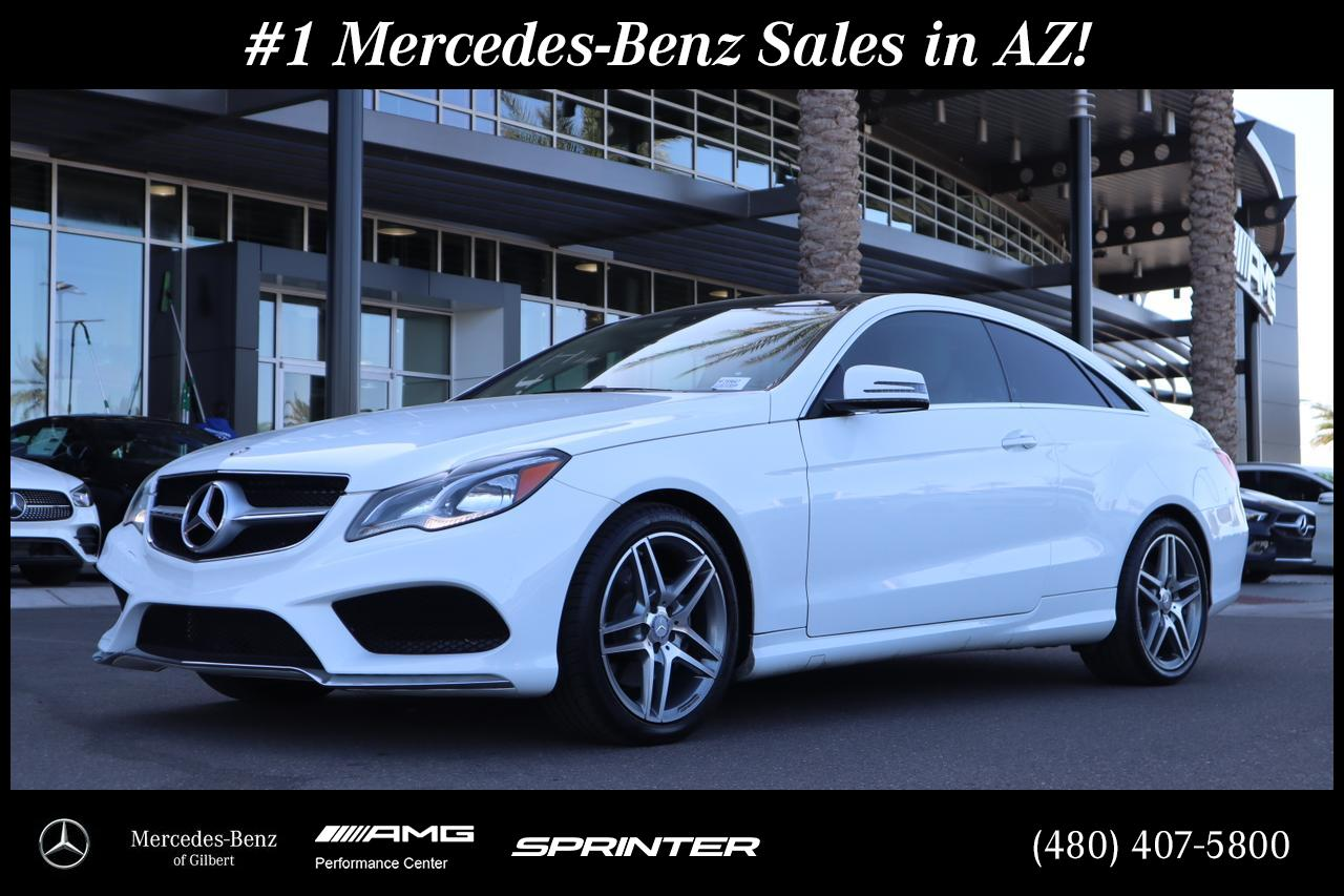 2017 Mercedes-Benz E 400 COUPE Gilbert AZ