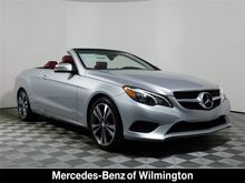 2017_Mercedes-Benz_E_400 Cabriolet_ Wilmington DE