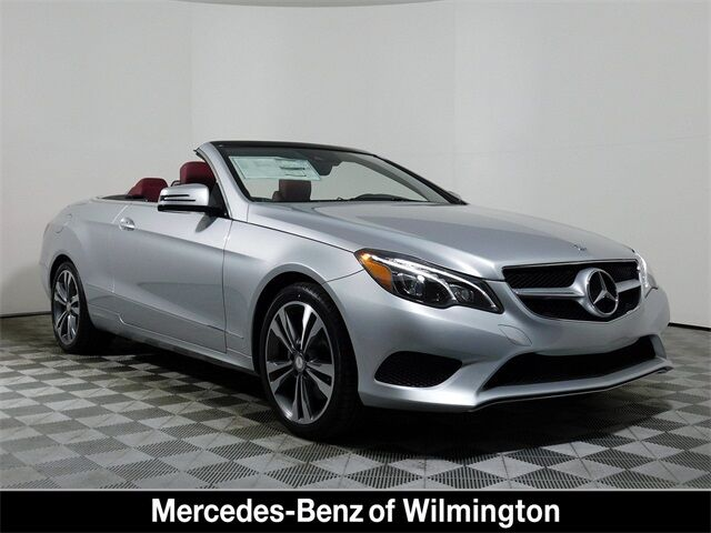 2017 Mercedes-Benz E 400 Cabriolet Wilmington DE