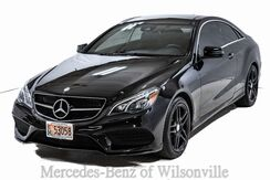 2017_Mercedes-Benz_E_550 COUPE_ Portland OR