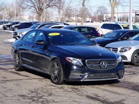 2017_Mercedes-Benz_E_AMG® 43 Sedan_  Novi MI