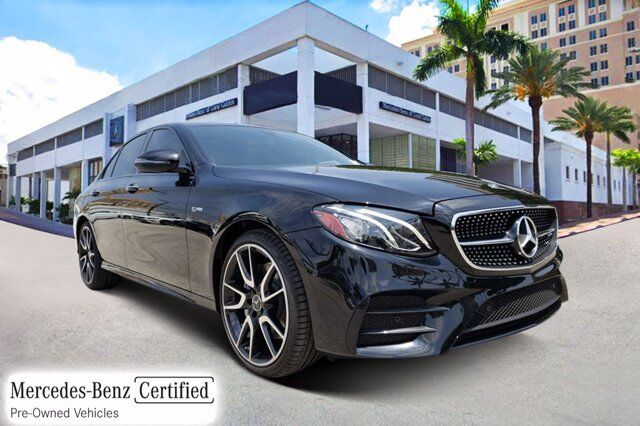 2017 Mercedes-Benz E AMG® 43 Sedan Y473 Coral Gables FL
