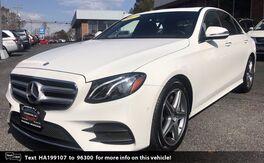 2017_Mercedes-Benz_E-Class__ Covington VA