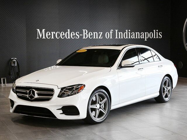 2017 Mercedes-Benz E-Class 300 4MATIC® Sedan Indianapolis IN